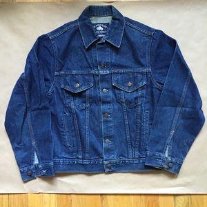 Vintage denim jacket Made in USA